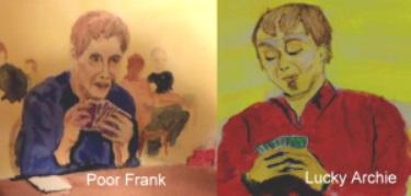 Pobre Frank Lucky Archie