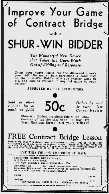 bridge adds 1932