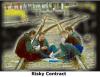 bridge cartoon risky contract