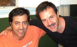 Martin Zonca y Andres Mooney