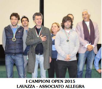 Campeon Equipos Italianos Libres 2015