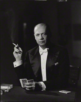 by Howard Coster, 10 x 8 inch film negative, 1936