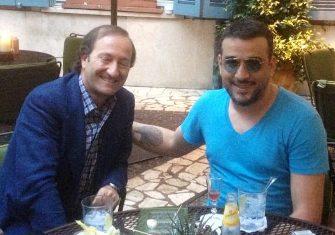 Juan Carlos Ventin and Mustafa Cem Tokay