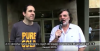 Carlos Pellegrini y Fernando Lema