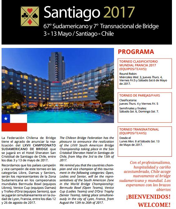 Programa Santiago 2017