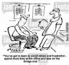 cartoon avoidance