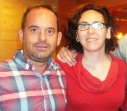 Delfi Queron y Maria Mansilla