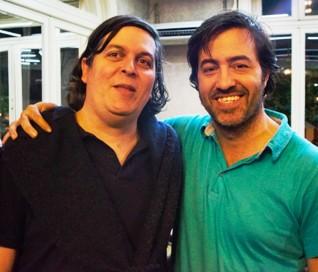 Fernando Tiscornia y Martin Zonca