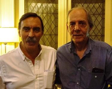 Marcelo Villegas y Walter Fornasari