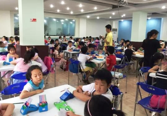 2016 Bridge Summer Camp in Shanghai Shengxing Teenage Bridge Club