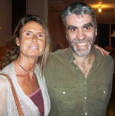 Bertha Martinez - Jaime Pons