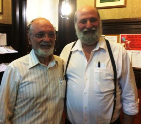 Julio Vieiro & Ricardo Poleschi