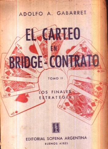 El Carteo en el Bridge - Contrato