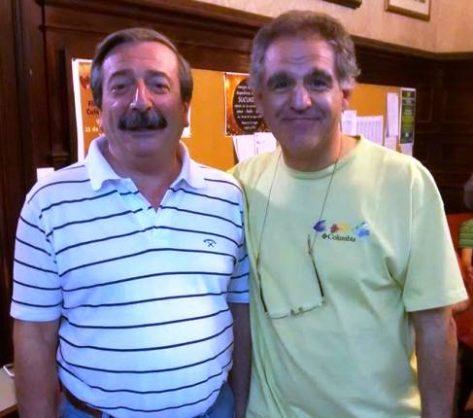 Jorge Guaita y Guillermo Bianchi