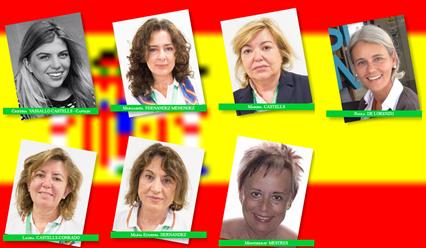 España Damas 2016