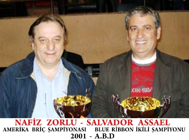 Nafiz Zorlu & Salvador Assael
