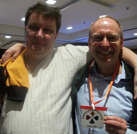 Christian Doebig y Michael Gromoeller