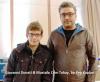 Giovanni Donati & Mustafa Cem Tokay, by Peg Kaplan