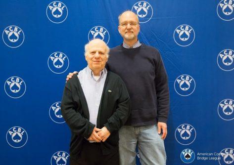 Steve Robinson and Peter Boyd