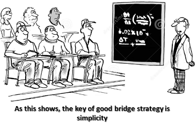 bridge cartoon strategy