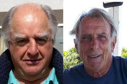 Martin Monsegur & Jorge Gueglio