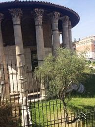 Templo de las Vestales