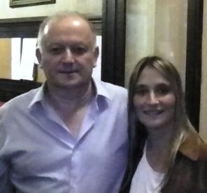 Pablo Lambrdi & Florencia Attaguile