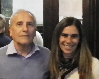 Héctor Camberos & Cecilia Previde