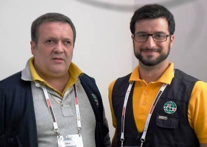 Mario Chavarria & Cristian Cuchian
