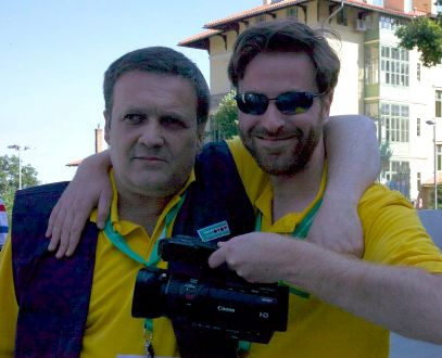Mario Chavarria & Simon Fellus