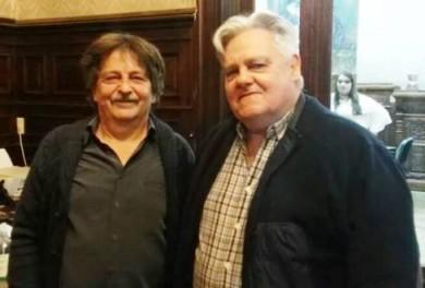Julio Alfonsin & Guillermo Mooney