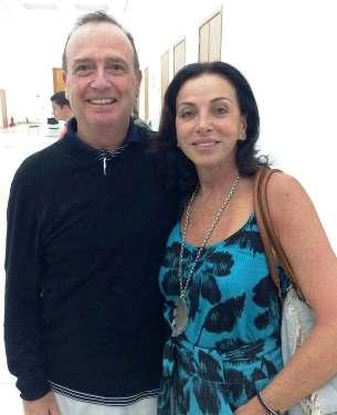 Raul Leon & Leda Pain