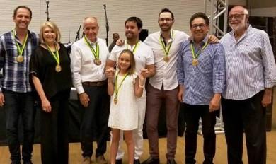Campeones Brasileiro 2017