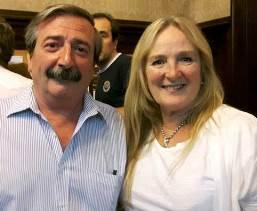 Jorge Guaita & Laura Ferrero