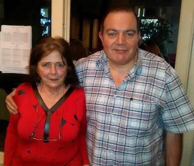 Ana Alonso & Gerardo Siano