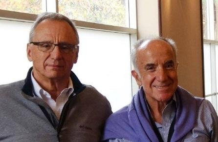 Jose Manuel Robles & Marcelo Caracci