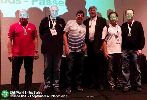 Apolinary Kowalski – Jacek Romanski, Marc Jacobus – Mike Passell, Mark Itabashi – Eddie Wold